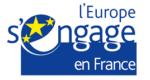Logo Fonds Social Européen - L'Europe s'engage