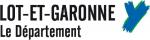 logo departement du lot et garonne