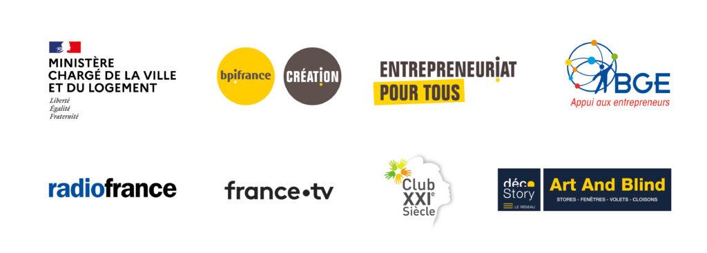 Partenaires Talents des Cités 2020
