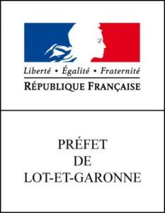 Logo Préfet de Lot-et-Garonne