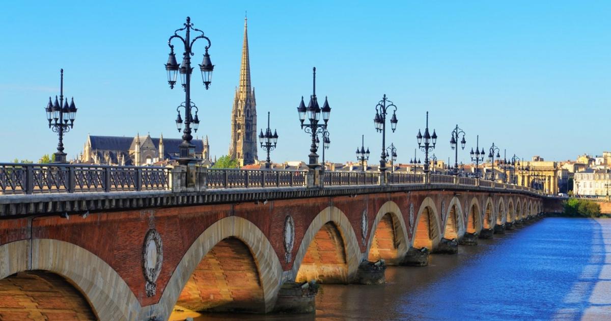 Departement 33 Gironde BGE Sud-Ouest Pont Bordeaux