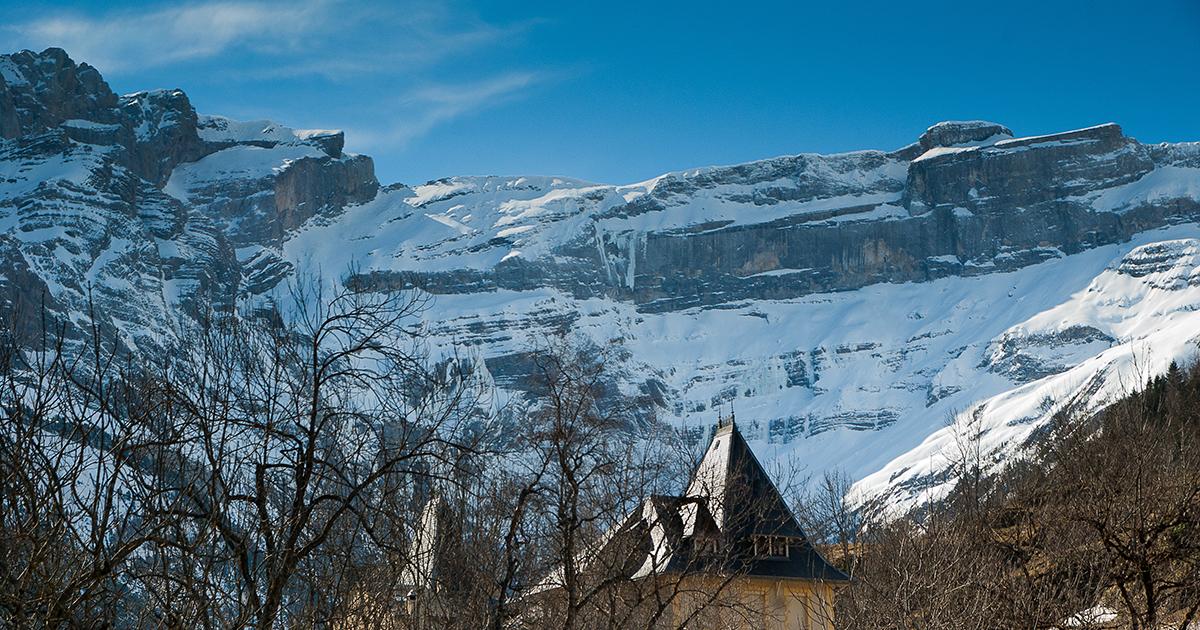 Departement 65 Hautes-Pyrenees BGE Sud-Ouest Cirque de Gavarnie
