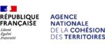 Logo ANCT- Partenaire BGE Sud-Ouest
